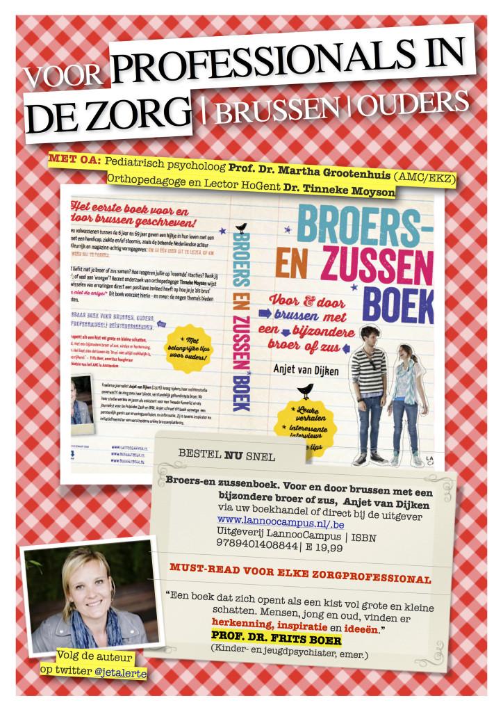 Flyer-Broers-en-zussenboek-ZORGPROFESSIONALS - copie