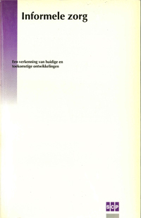 SCP Informele zorg voorplat 2013