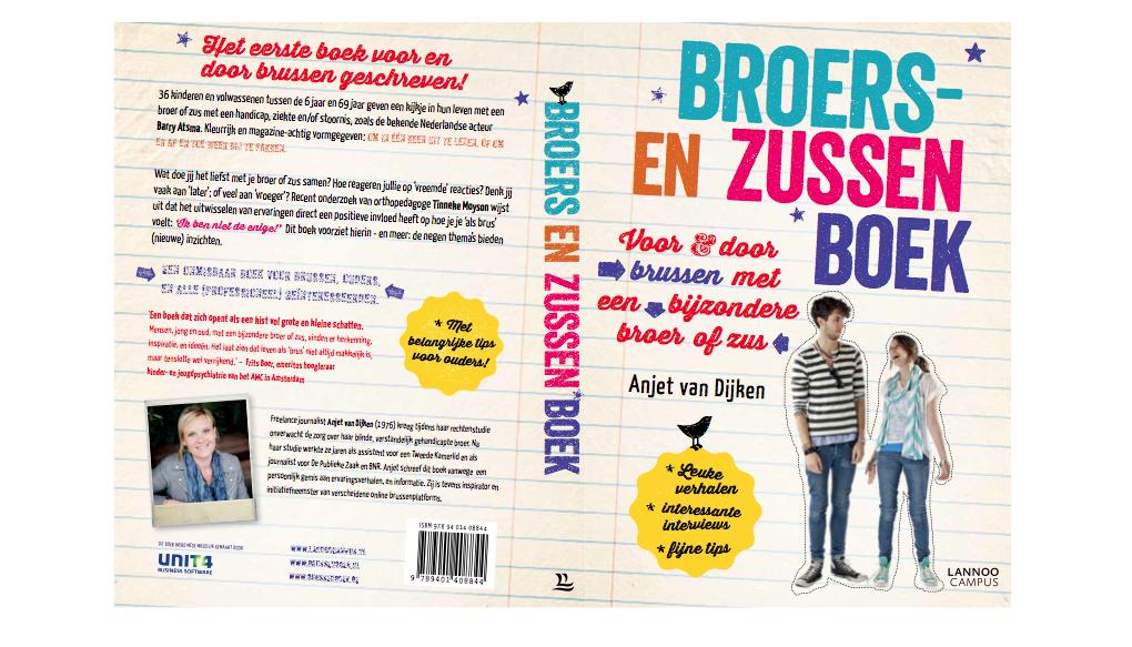 Broers en zussenboek voor SLIDER