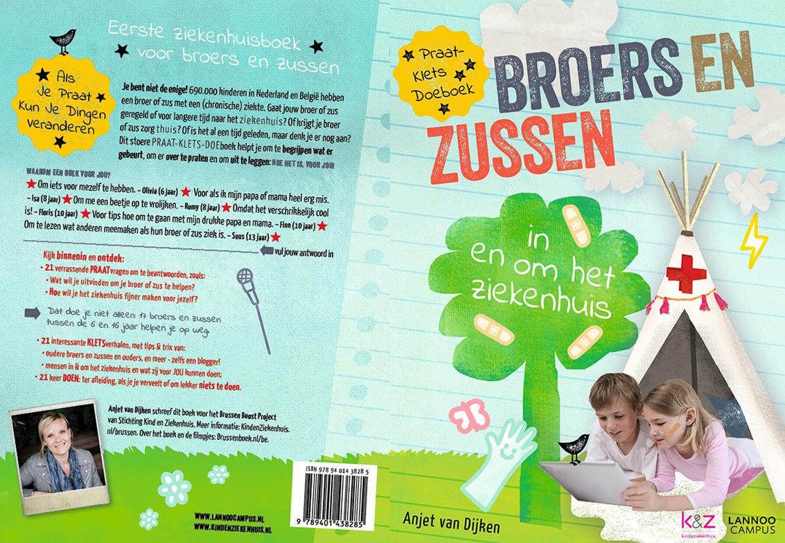 Boek Broers En Zussenboek